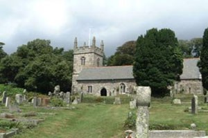 St Mawnan Church
