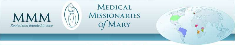 Medical Missionaries of Mary masthead