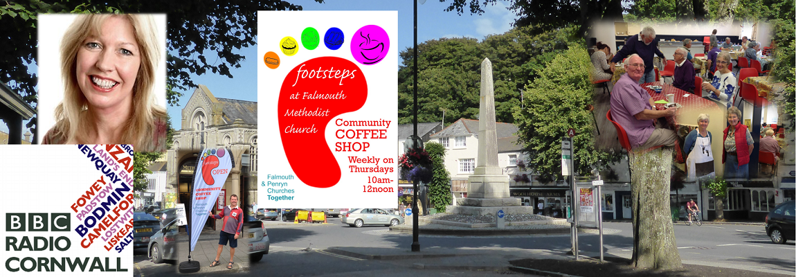 Coffee with Donna : Thurs 23 February at Footsteps