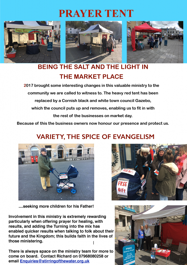 Prayer Tent on the Moor – FALMOUTH ╫ PENRYN CHURCHES TOGETHER
